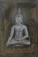 my buddha- center